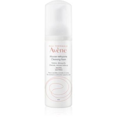 Avène Skin Care mousse detergente per pelli normali e miste