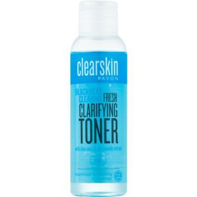Avon Clearskin  Blackhead Clearing Cleansing Facial Water Anti-Blackheads