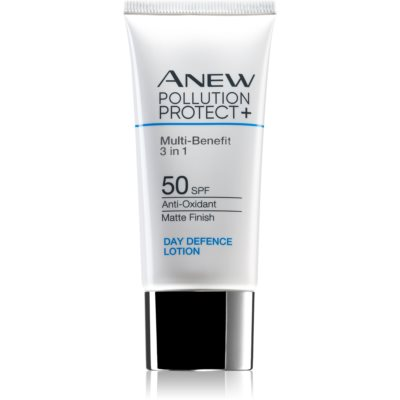 Avon Anew Pollution Protect + денний крем 3в1