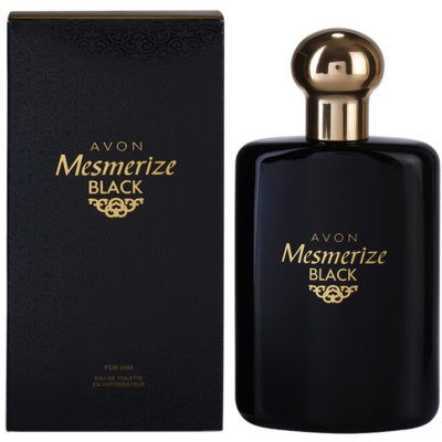 AvonMesmerize Black for Him
