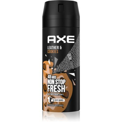 Axe Collision Leather + Cookies Deo en bodyspray
