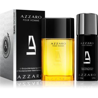 Azzaro Azzaro Pour Homme coffret cadeau VIII. pour homme