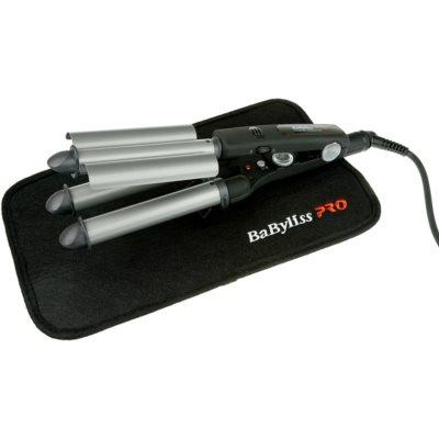 BaByliss PRO Curling Iron 2269TTE тройные щипцы для завивки для волос