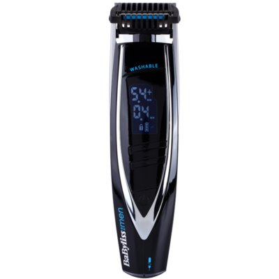 BaByliss For Men Digital Control E876E триммер для бороды