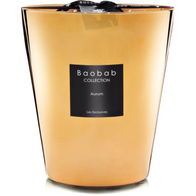 Baobab Les Exclusives Aurum geurkaars