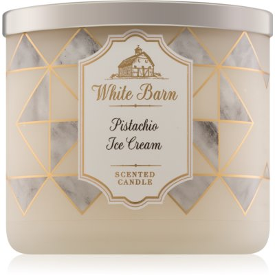 Bath & Body Works Pistachio Ice Cream scented candle