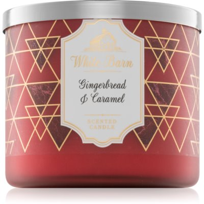 Bath & Body Works Gingerbread & Caramel lumânare parfumată