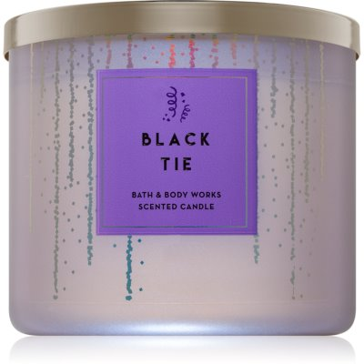 Bath & Body Works Black Tie scented candle I.