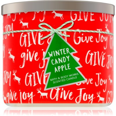 Bath & Body Works Winter Candy Apple duftkerze