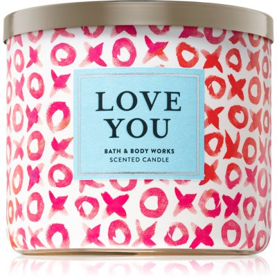Bath & Body Works Flower Shop vela perfumada