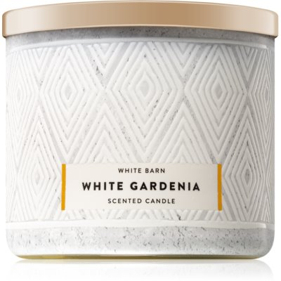 Bath & Body Works White Gardenia vela perfumada  I.