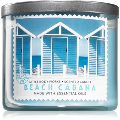 Bath & Body Works Beach Cabana scented candle