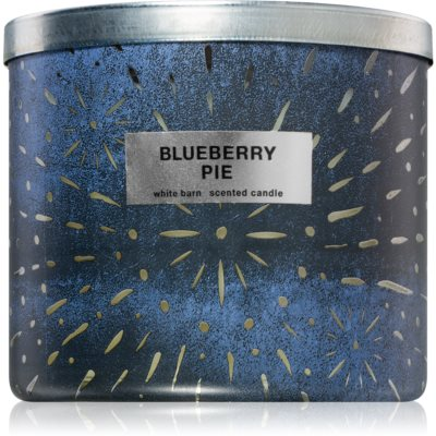 Bath & Body Works Blueberry Pie scented candle