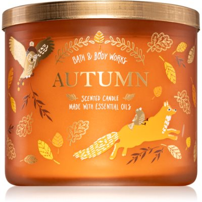 Bath & Body Works Autumn scented candle