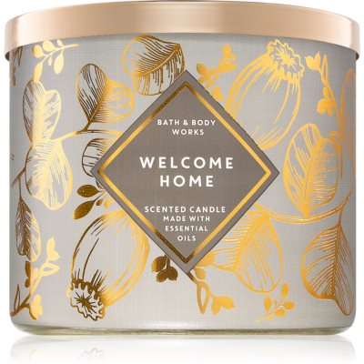 Bath & Body Works Welcome Home duftkerze