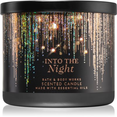 Bath & Body Works Into The Night  bougie parfumée