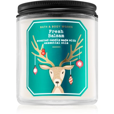 Bath & Body Works Fresh Balsam geurkaars III.
