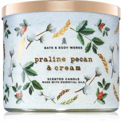 Bath & Body WorksPraline Pecan & Cream