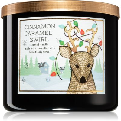 Bath & Body WorksCinnamon Caramel Swirl