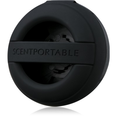Bath & Body Works Black Rubber suport auto pentru miros Clip