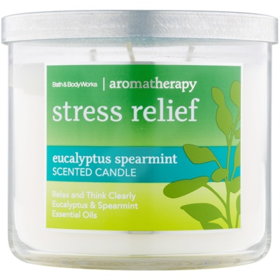 Bath & Body WorksStress Relief Eukalyptus Spearmint