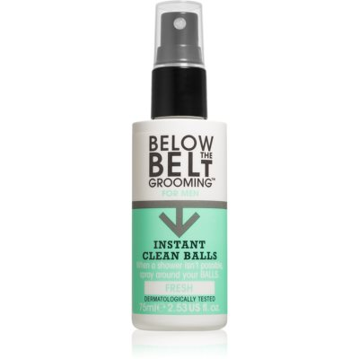Below the Belt Grooming Fresh spray rafraîchissant pour les parties intimes