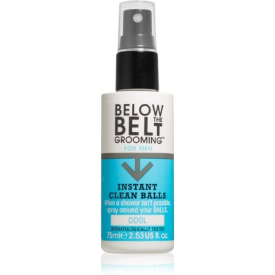 Below the Belt Grooming Cool Refreshing Spray for Intimate Parts