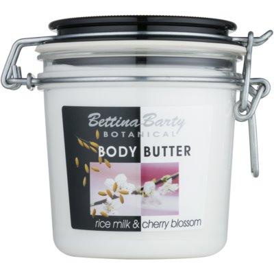 Bettina Barty Botanical Rise Milk & Cherry Blossom масло для тела