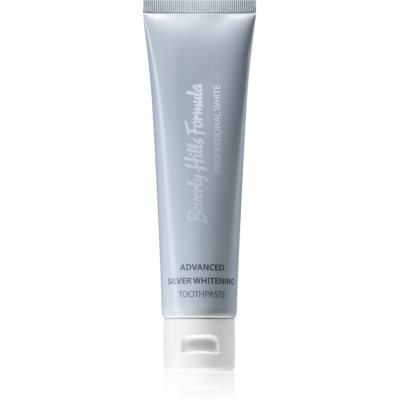 Beverly Hills FormulaProfessional White Advanced Silver Whitening