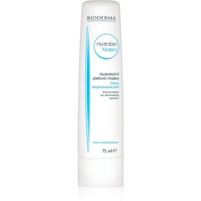 Bioderma Hydrabio Masque увлажняющая и питательная маска для очень сухой чувствительной кожи