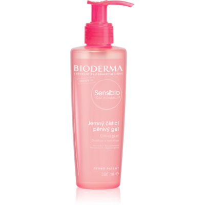 BiodermaSensibio Gel Moussant