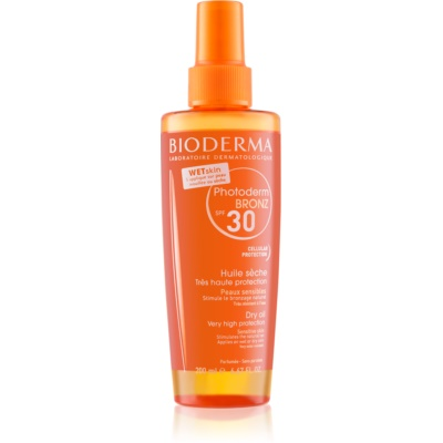 BiodermaPhotoderm Bronz Oil