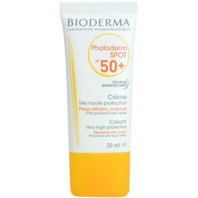 Bioderma Photoderm Spot Sun Cream Against Dark Spots SPF 50+