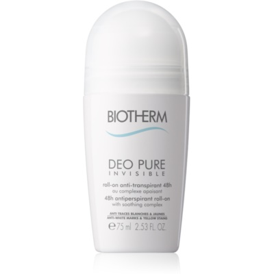 Biotherm Deo Pure Invisible Antitranspirant Roll-On