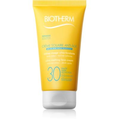 BiothermCrème Solaire Anti-Âge