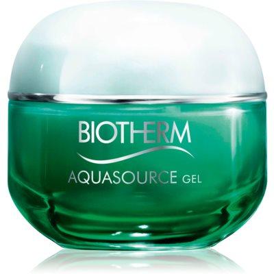 Biotherm Aquasource gel regenerator și hidratant