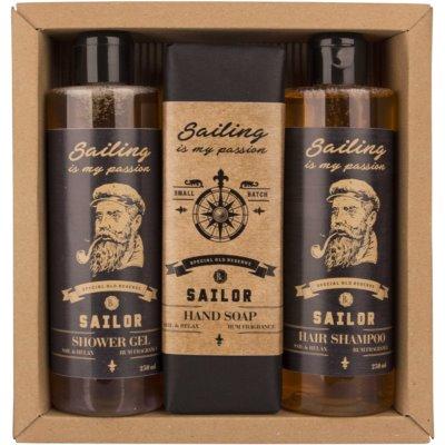 Bohemia Gifts & Cosmetics Sailor coffret cadeau pour homme