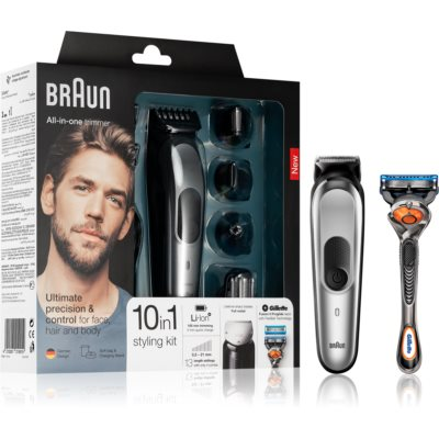 Braun Multi Groomer MGK7021  aparador para todo o corpo