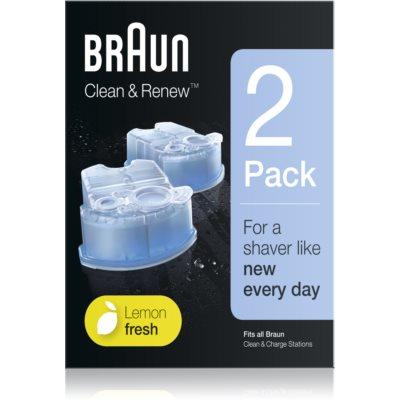 Braun Series Clean & Renew  płyn do czyszczenia golarek