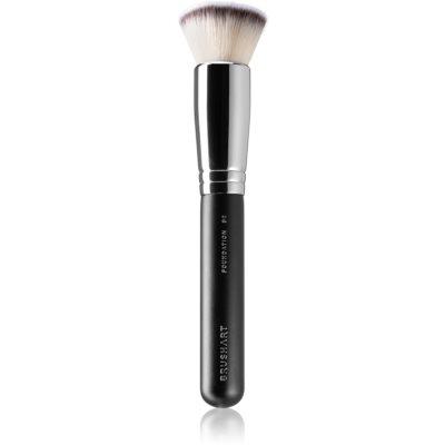 BrushArt Professional pennello kabuki per fondotinta
