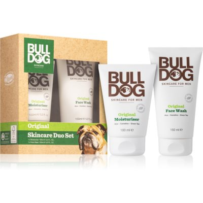 Bulldog Original Skincare Duo Set coffret para homens