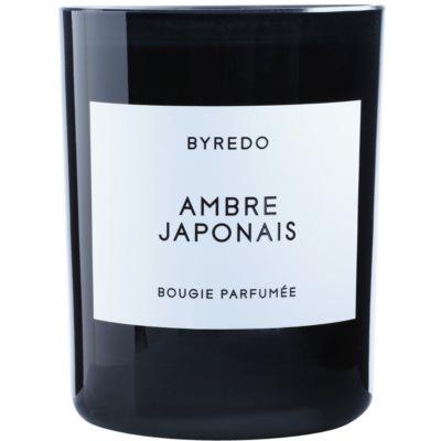Byredo Ambre Japonais illatos gyertya