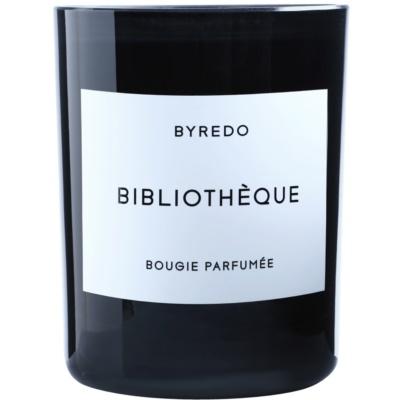 Byredo Bibliotheque aроматична свічка
