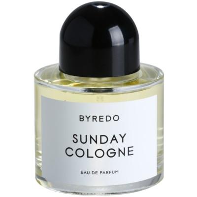 Byredo Sunday Cologne eau de parfum unisex