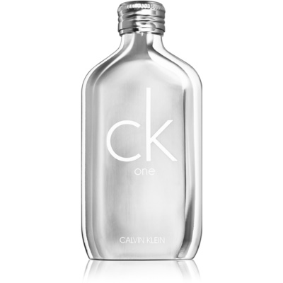 Calvin Klein CK One Platinum Edition toaletná voda unisex