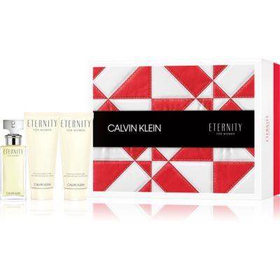 Calvin Klein Eternity set cadou XIII. pentru femei
