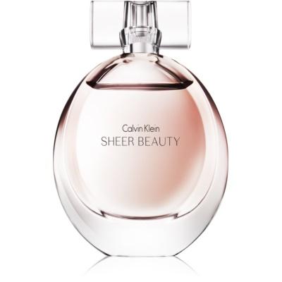 Calvin Klein Sheer Beauty eau de toilette para mulheres