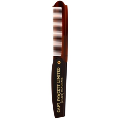 Captain Fawcett Accessories Foldable Beard Comb