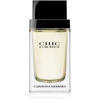 Carolina Herrera Chic for Men Eau de Toilette für Herren
