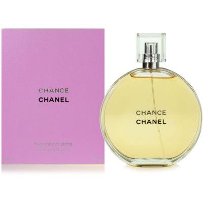 Chanel Chance Eau de Toilette für Damen